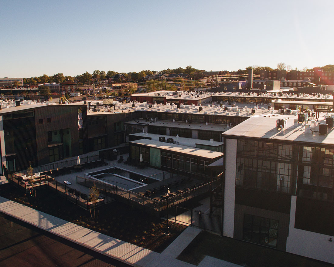 Bringing The Authentic And Historic Charm Of Lofts Full Circle City View Is Truly A One Kind Living Experience